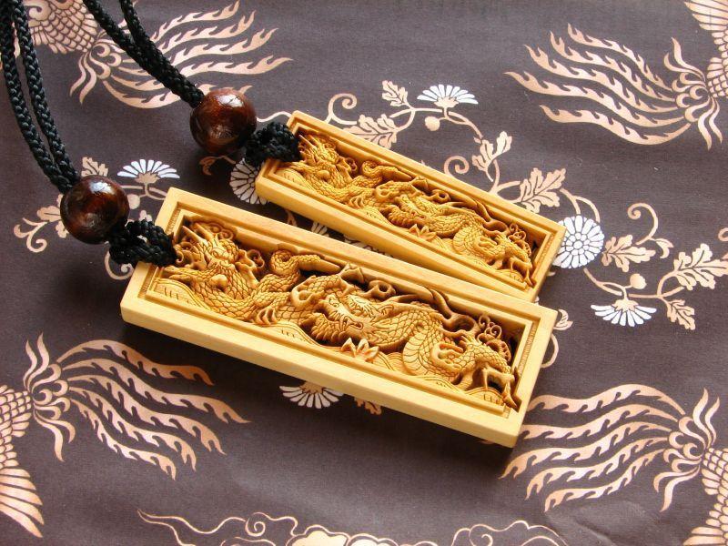 木札 武蔵野彫り お祭り 嶋屋